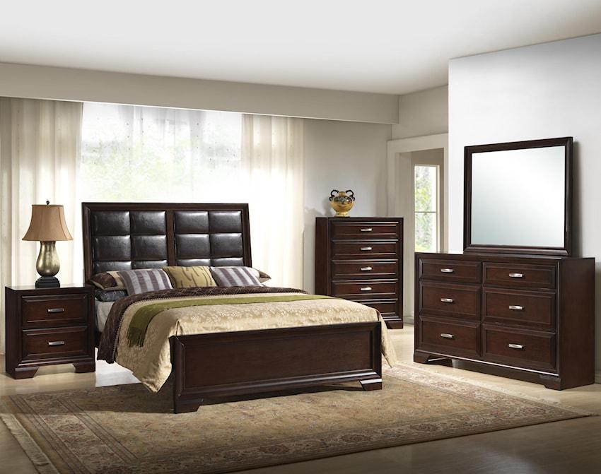 Jacob B6510 By Crown Mark Del Sol Furniture Crown Mark Jacob Dealer