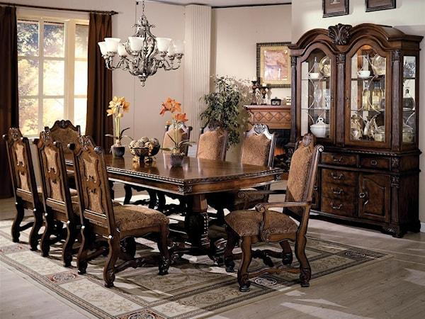 Formal Dining Room Group In Fayetteville Nc Bullard