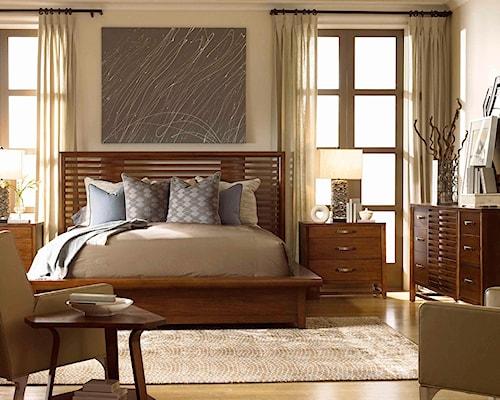 Drexel Renderings King Bedroom Group