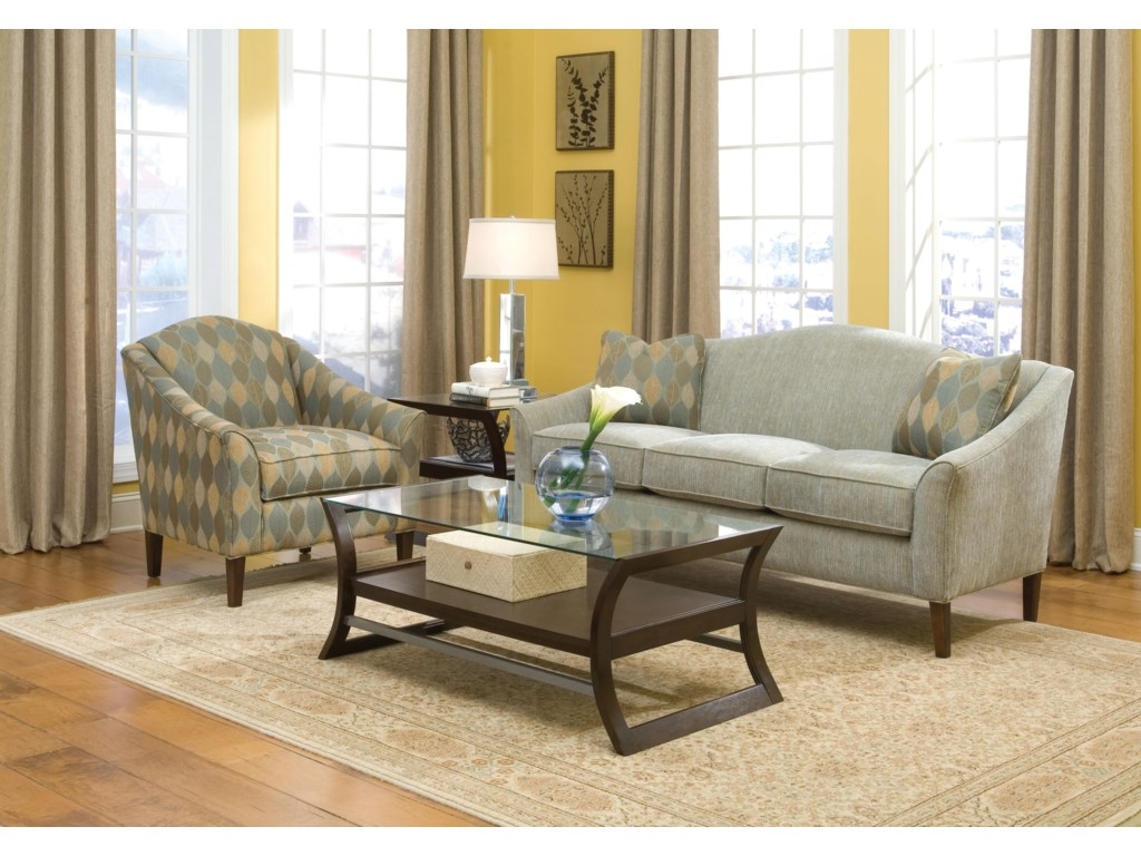 Fairfield 2710Stationary Living Room Group