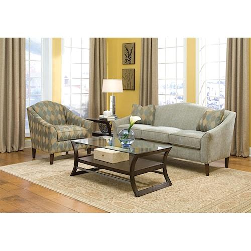 Fairfield 2710 Stationary Living Room Group