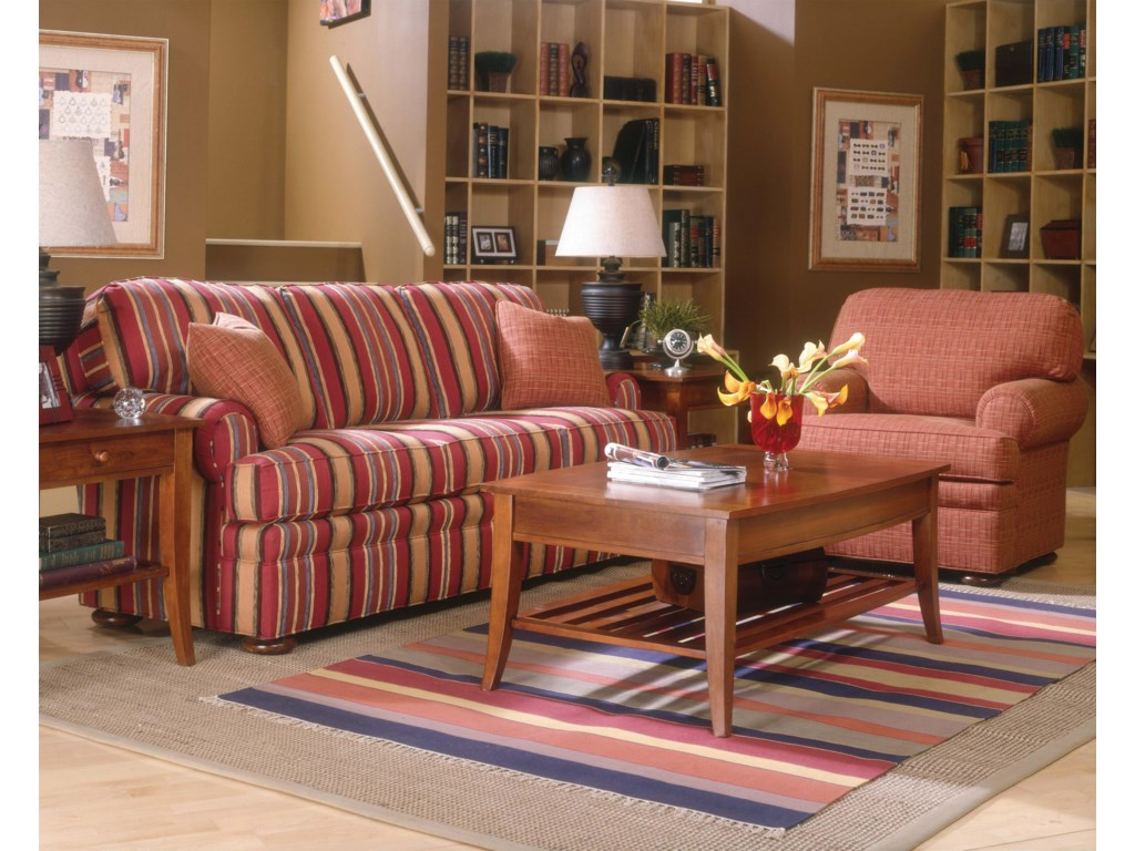 Fairfield 3722Stationary Living Room Group
