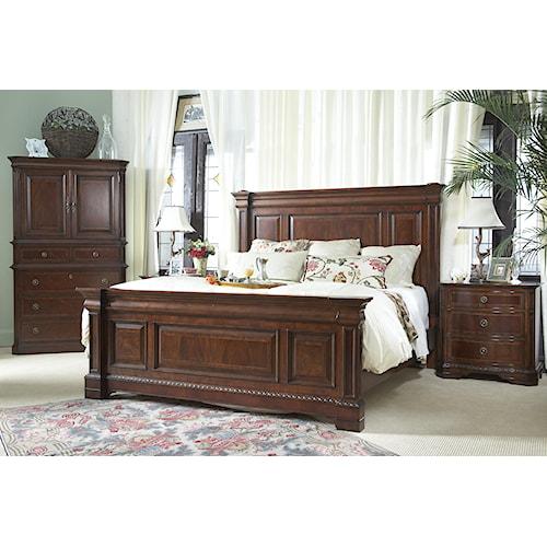 Fine Furniture Design Antebellum Queen Bedroom Group Story Lee Furniture Bedroom Group