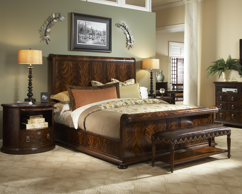 Fine Furniture Design Hyde Park Queen Bedroom Group