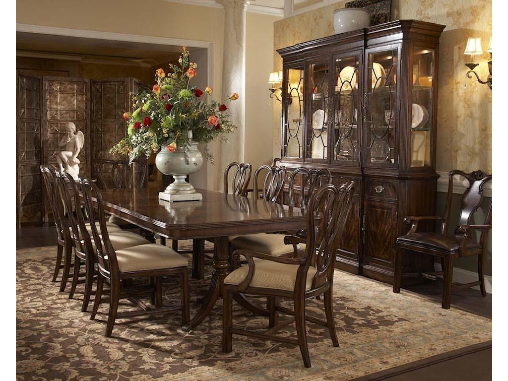 Fine Furniture Design Hyde ParkFormal Dining Room Group