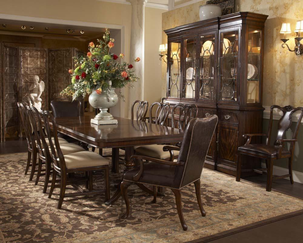 Fine Dining Room Tables: Fine Furniture Design Hyde Park Formal Dining Room Group