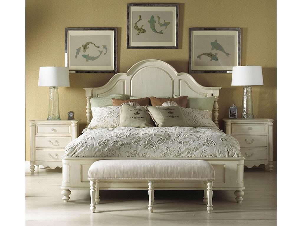 Fine Furniture Design Summer HomeQueen Bedroom Group