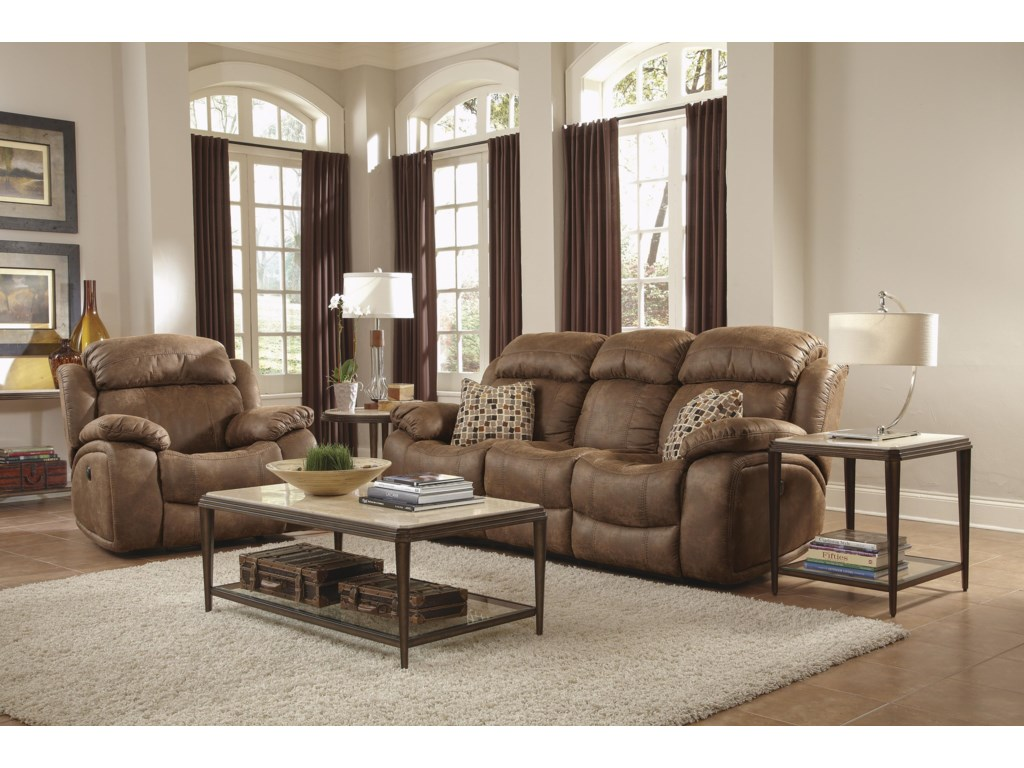 Flexsteel Latitudes-ComoReclining Living Room Group