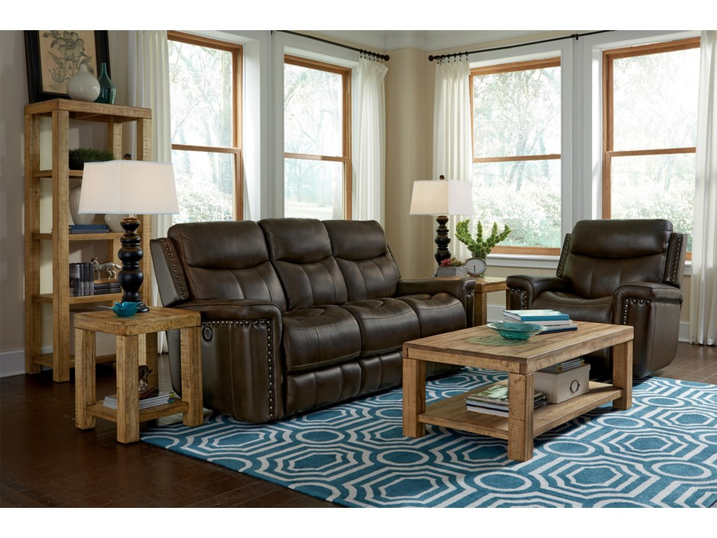 Flexsteel Latitudes-GroverReclining Living Room Group