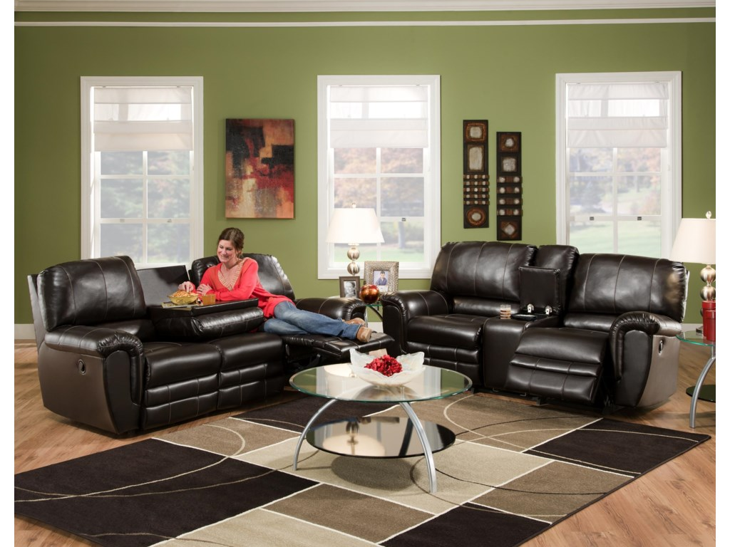 Franklin 463Reclining Living Room Group