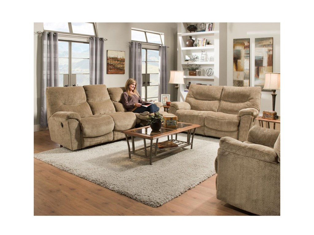 Franklin CallowayReclining Living Room Group