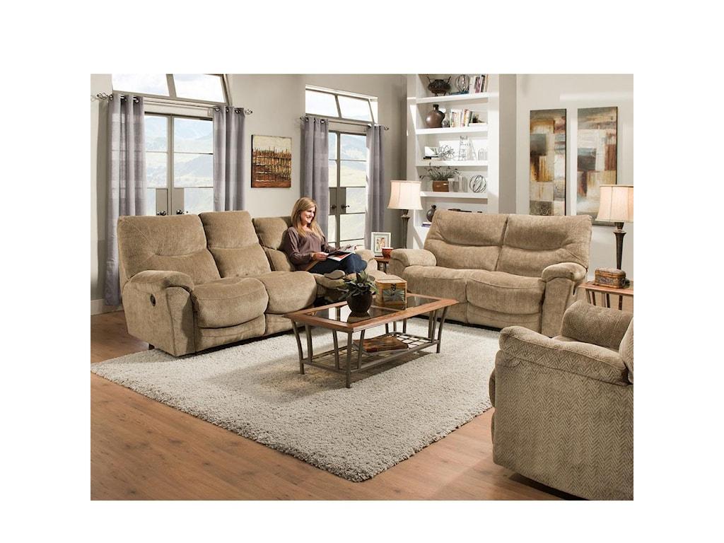 Franklin CallowayReclining Living Room Group