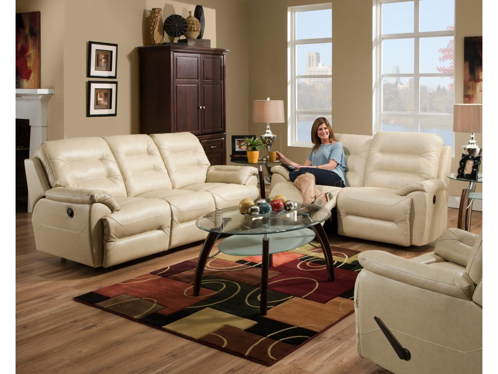 Franklin FreedomReclining Living Room Group