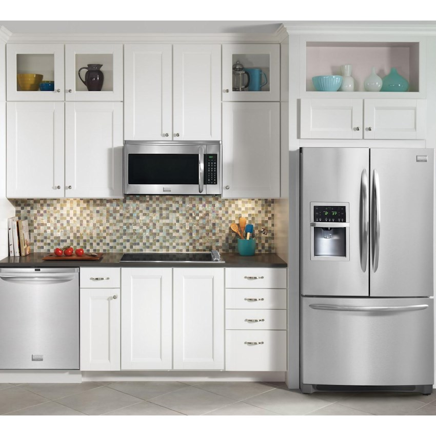 French Door Refrigerators by Frigidaire