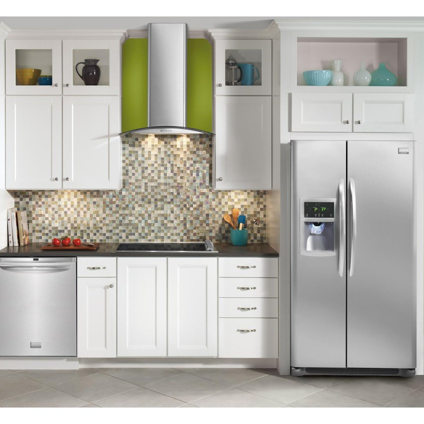Side-By-Side Refrigerators by Frigidaire