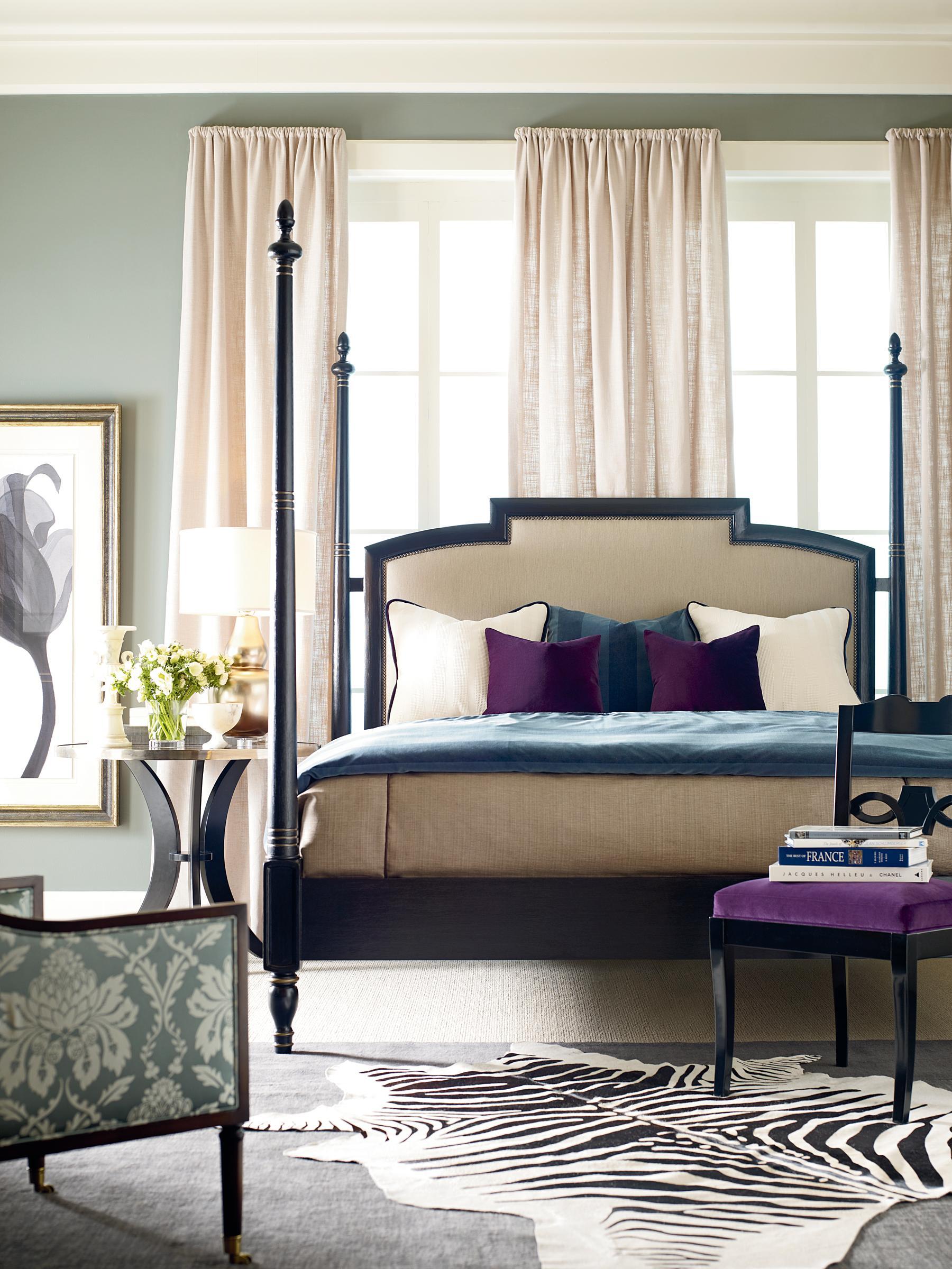 Beau Henredon Acquisitions Paris Queen Bedroom Group 2