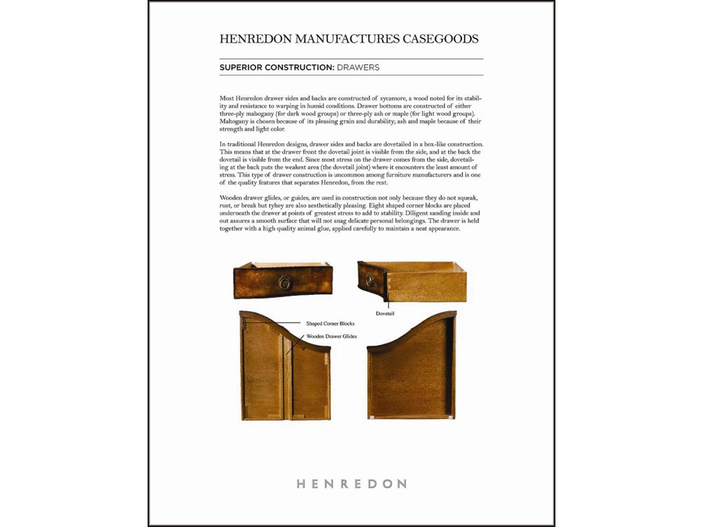 Henredon AcquisitionsChest of Drawers