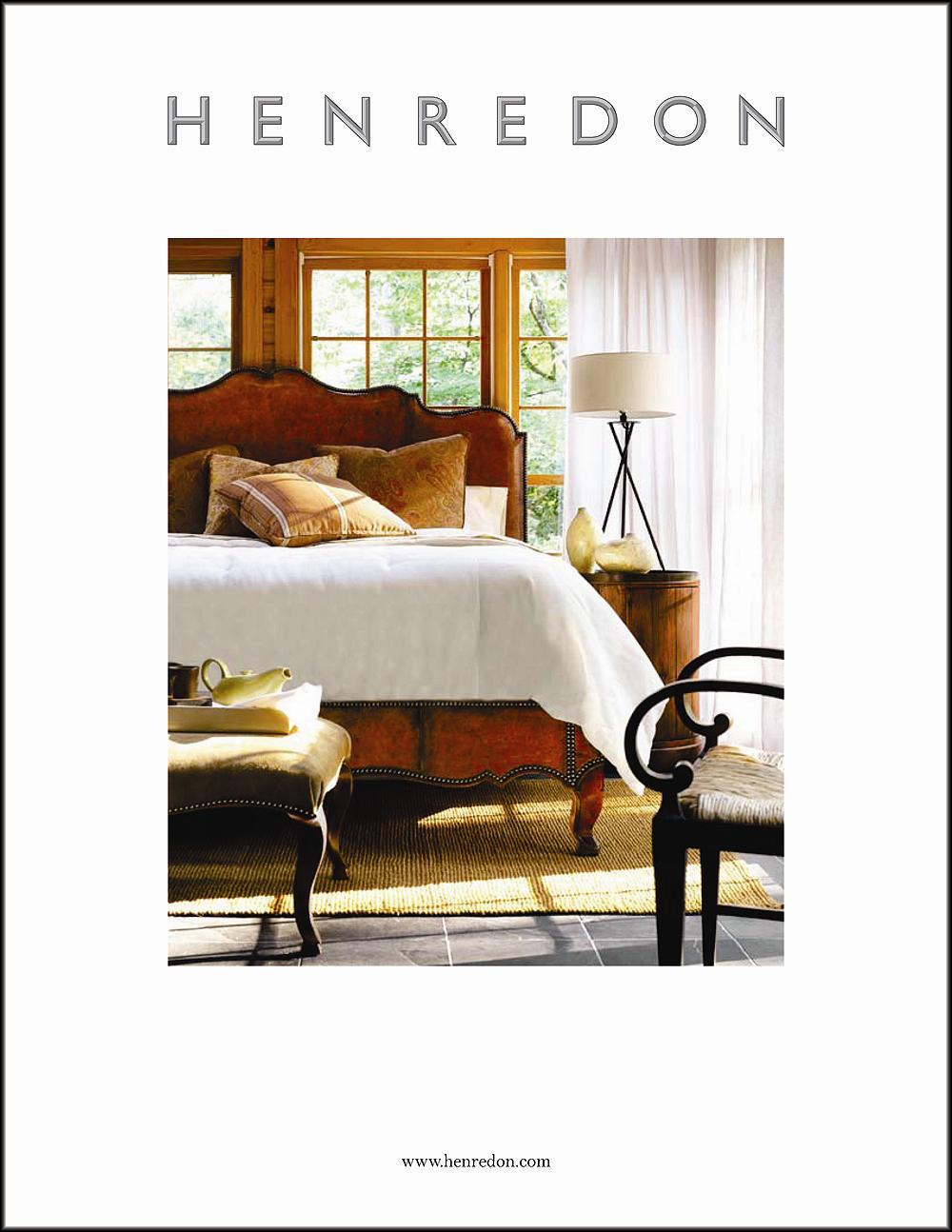 henredon quality custom home furnishings