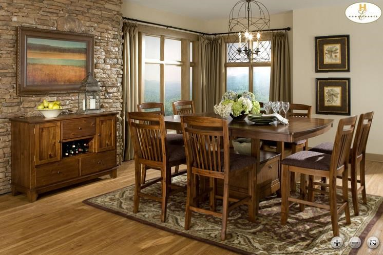 Homelegance MarcelCasual Dining Room Group