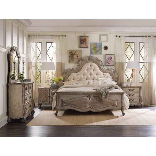 Hamilton Home Chatelet King Bedroom Group