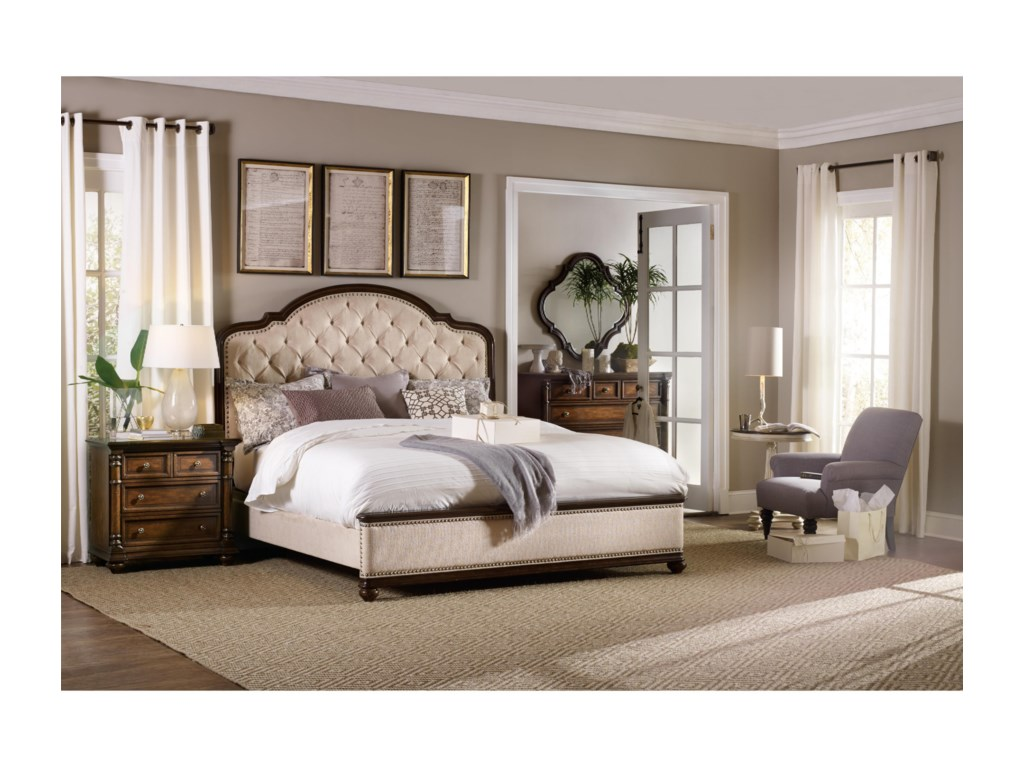 Hooker Furniture LeesburgCalifornia King Bedroom Group