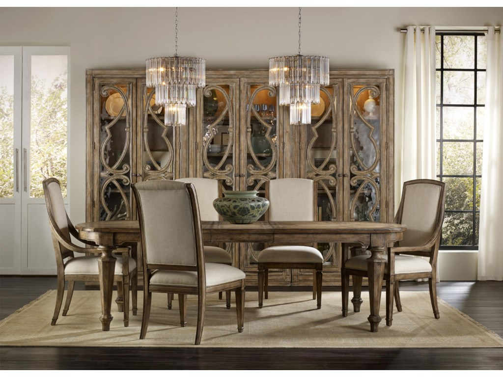 Hooker Furniture SolanaFormal Dining Room Group