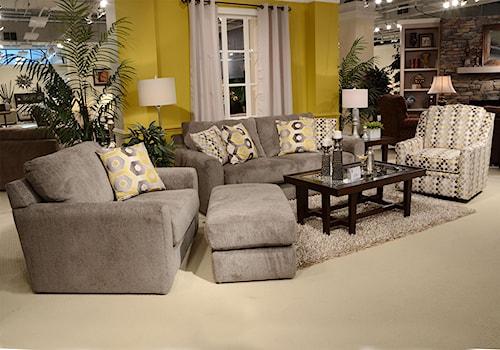 Jackson Furniture Sutton  Stationary Living Room Group