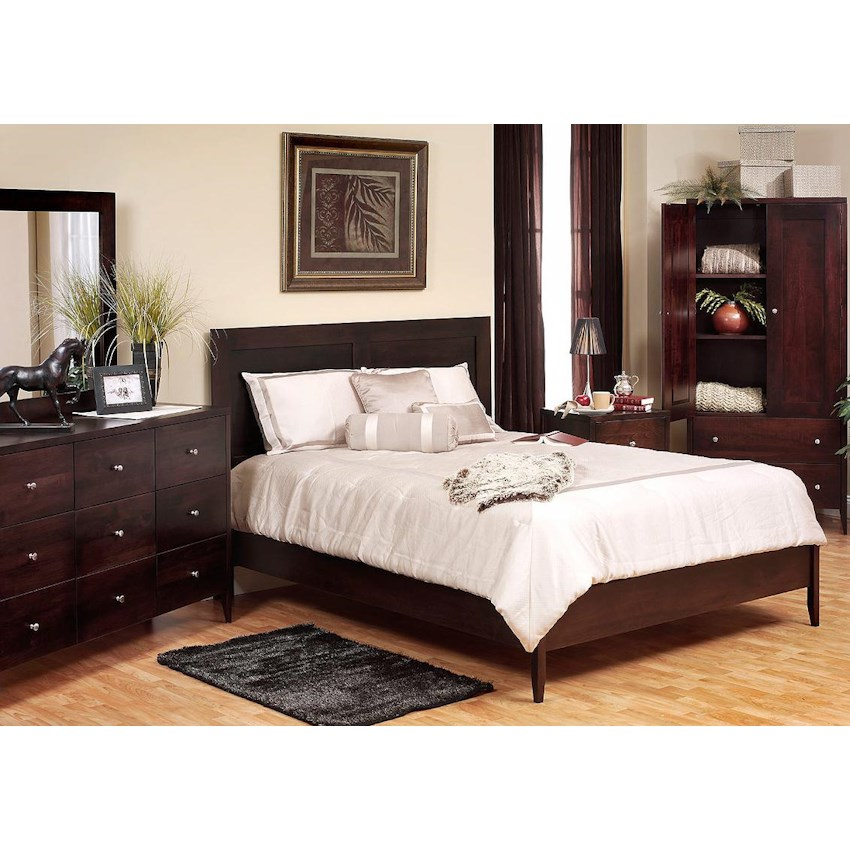 Renaissance Bedroom by Canal Dover Furniture