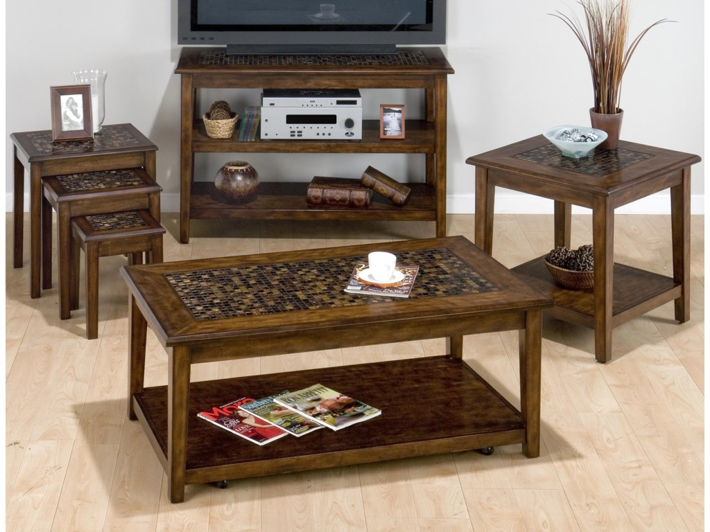 Jofran MonicaOccasional Table Group