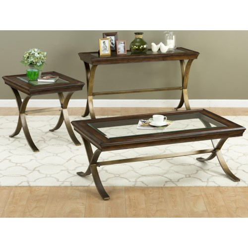 Jofran Ashland Occasional Table Group