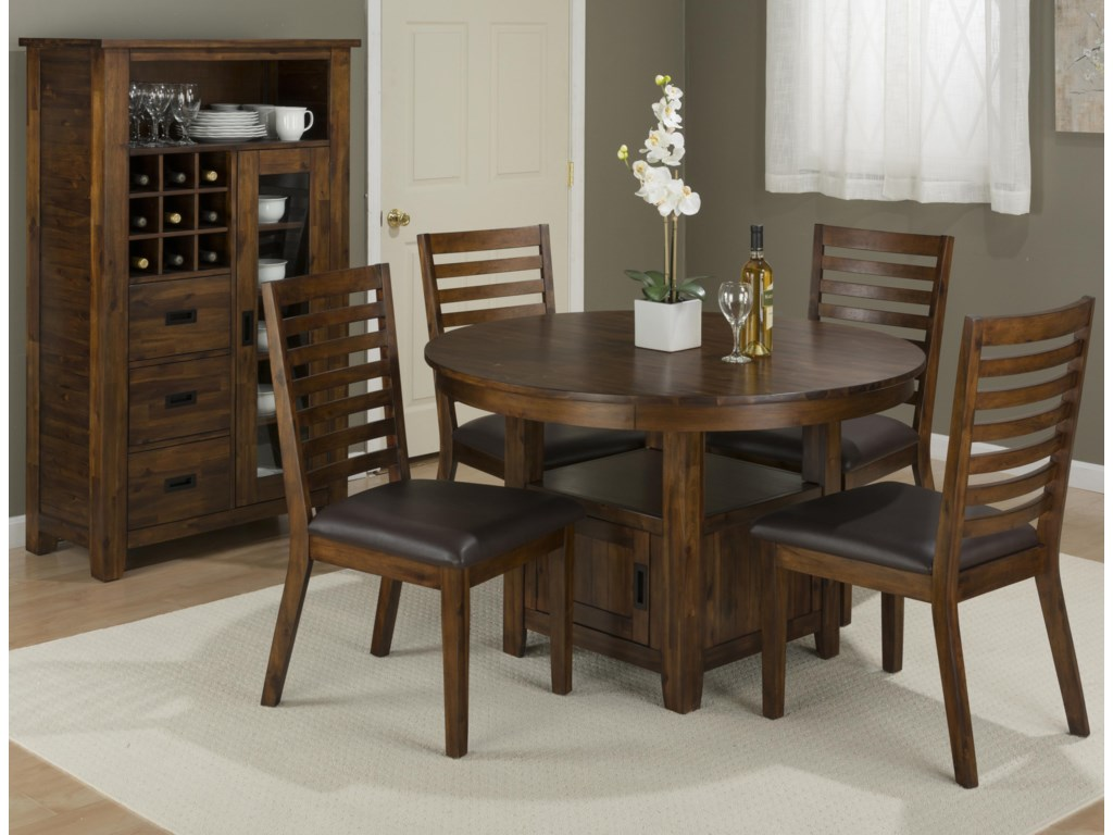 Jofran Coolidge CornerCasual Dining Room Group
