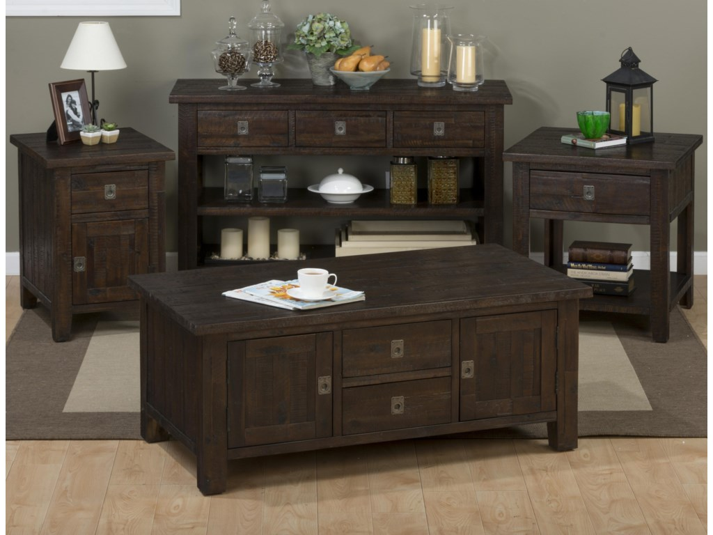 Jofran Kona GroveOccasional Table Group