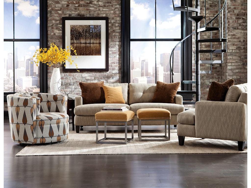 Jonathan Louis MiaStationary Living Room Group