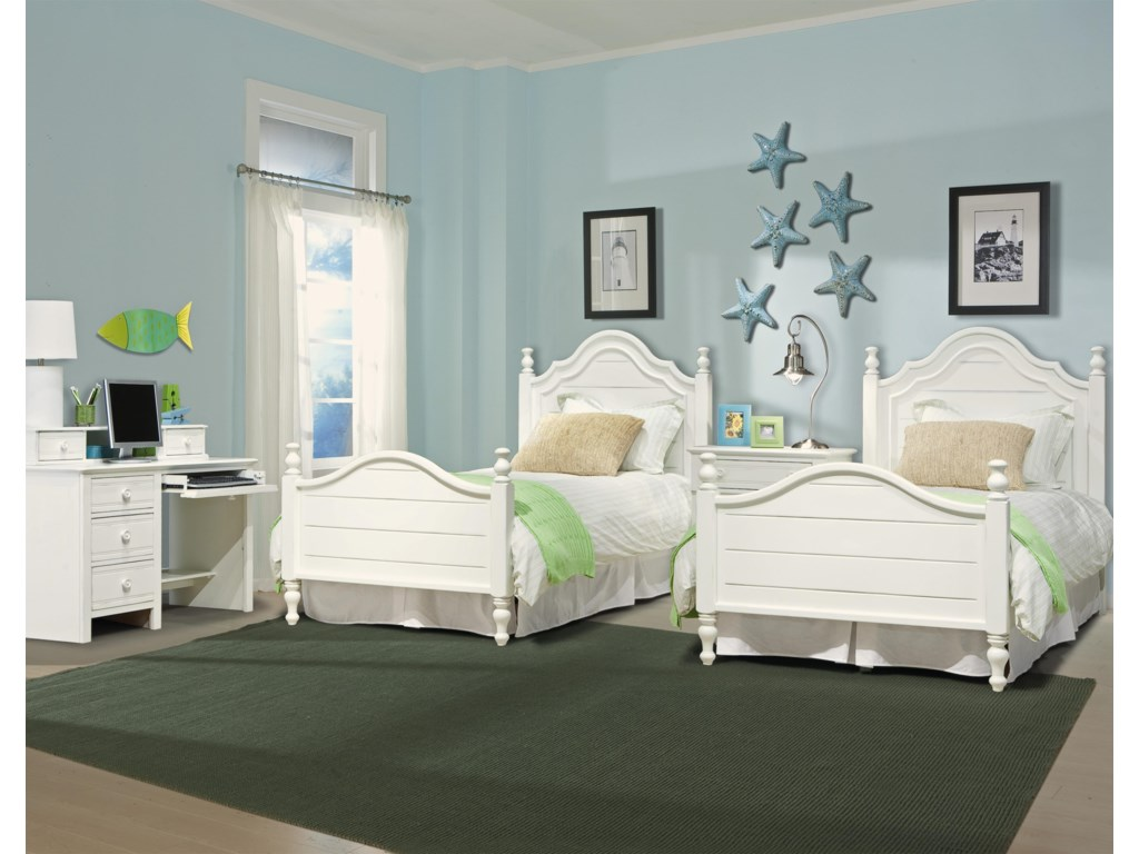 Vaughan Furniture Cottage GroveTwin Bedroom Group