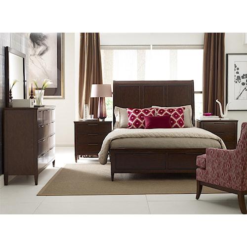 Kincaid Furniture Elise Queen Bedroom Group