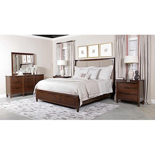 Kincaid Furniture Elise King Bedroom Group