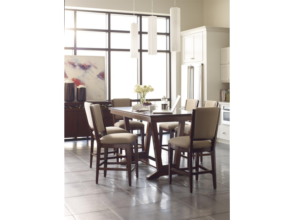 Kincaid Furniture EliseCasual Dining Room Group