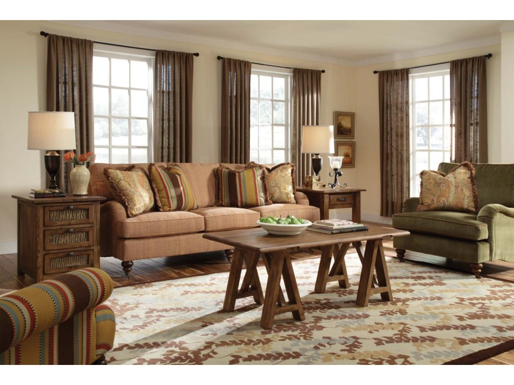 Kincaid Furniture GreenwichStationary Living Room Group
