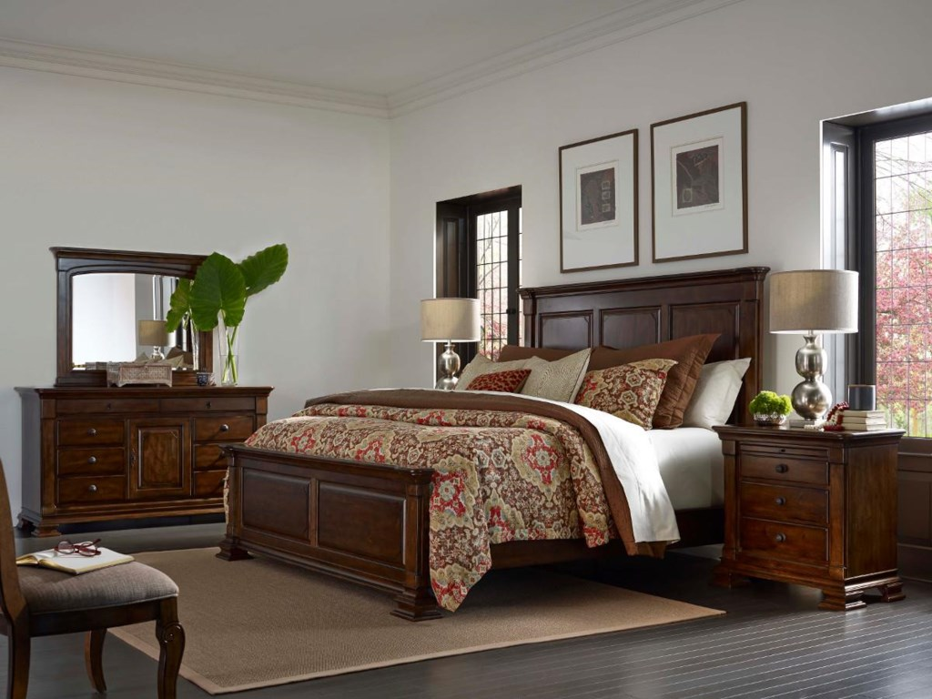 Kincaid Furniture PortoloneQueen Bedroom Group