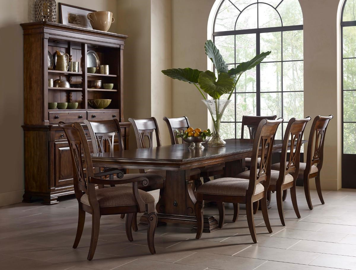 Amazing Kincaid Furniture Portolone Formal Dining Room Group
