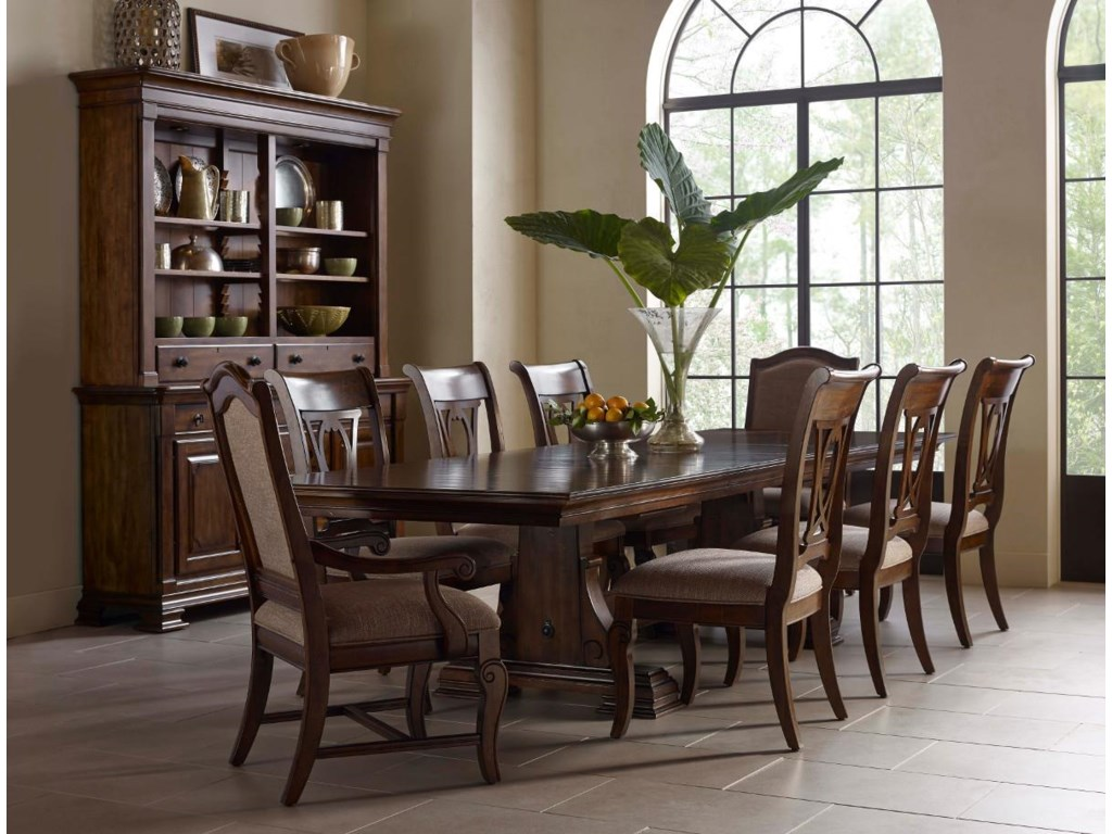 Kincaid Furniture PortoloneFormal Dining Room Group