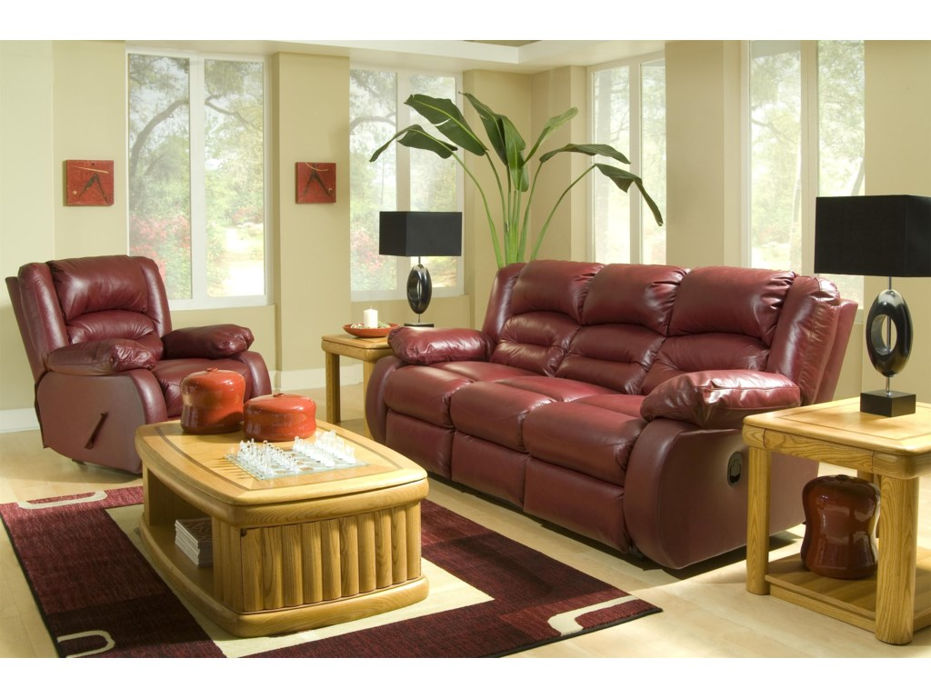 Klaussner AustinReclining Living Room Group