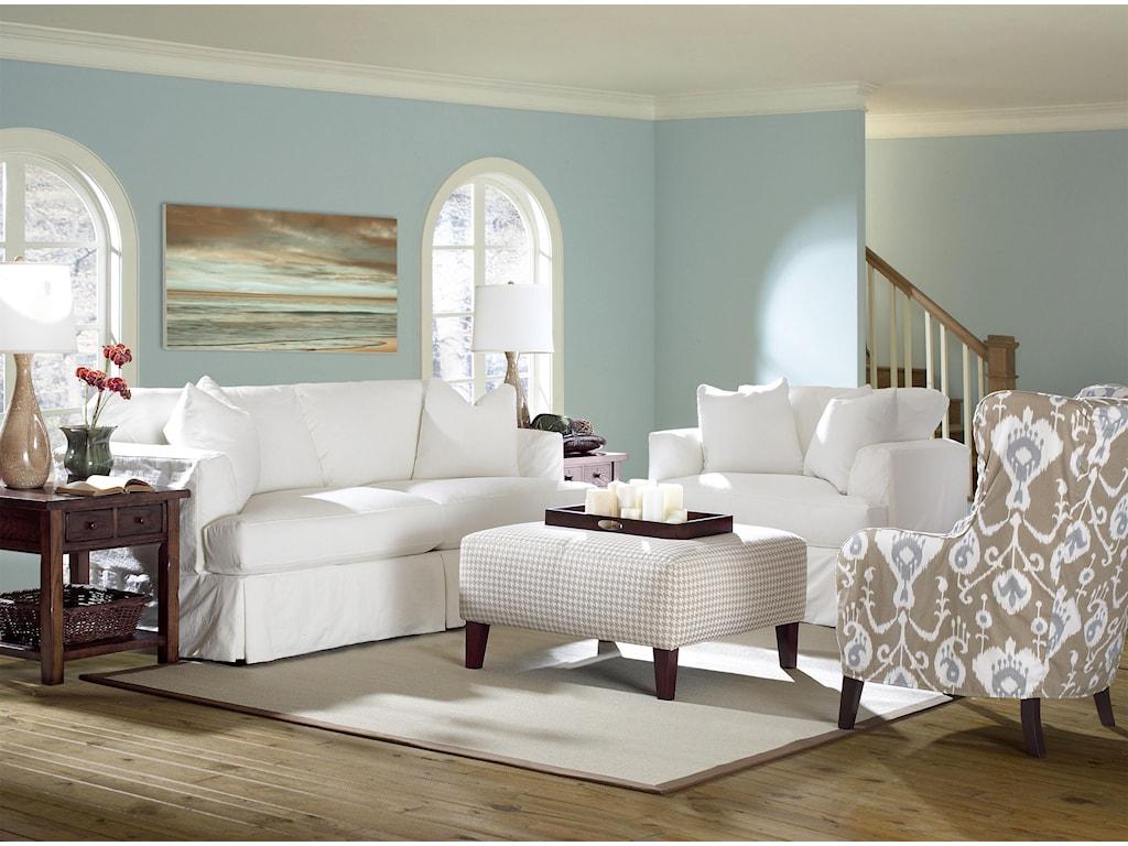 Klaussner BentleyStationary Living Room Group