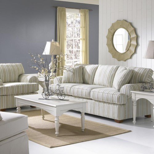 Klaussner Lady Stationary Living Room Group