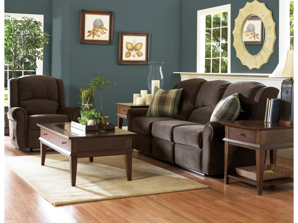 Klaussner McAlisterReclining Living Room Group