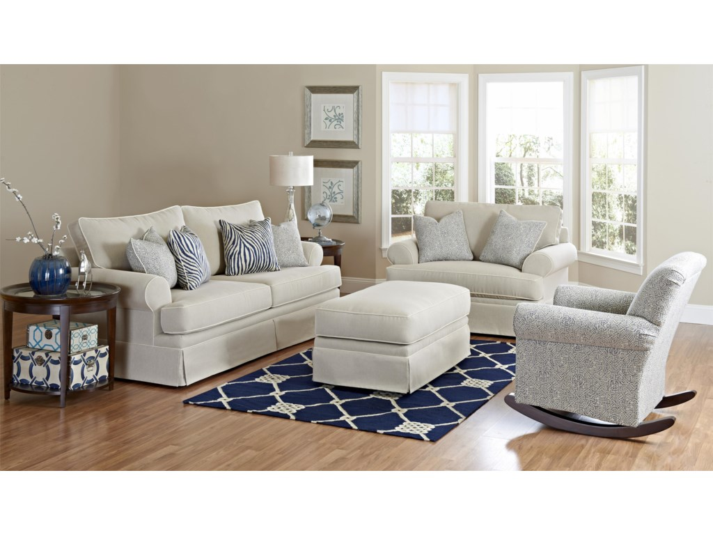 Klaussner WesterlyLiving Room Group