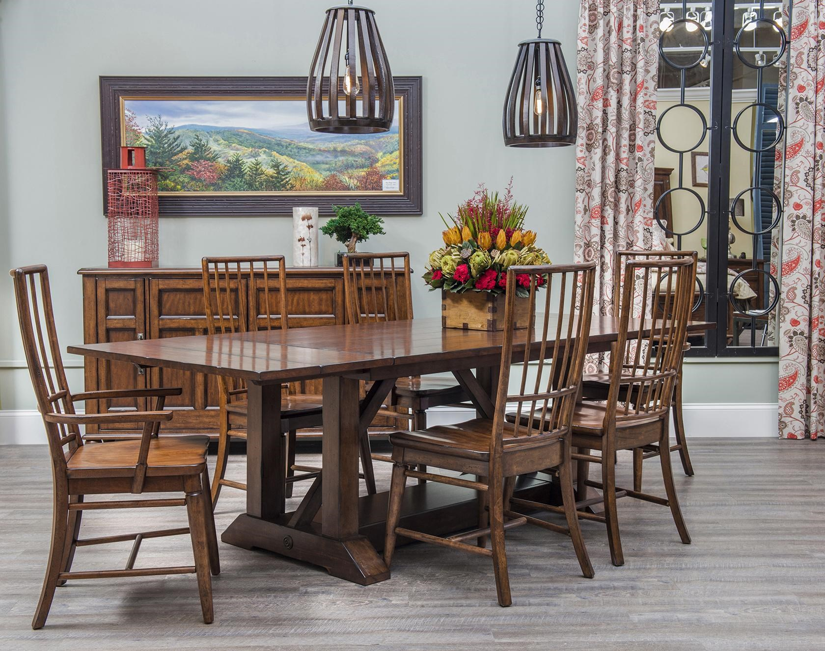 Superbe Blue Ridge Formal Dining Room Group By Carolina Preserves By Klaussner