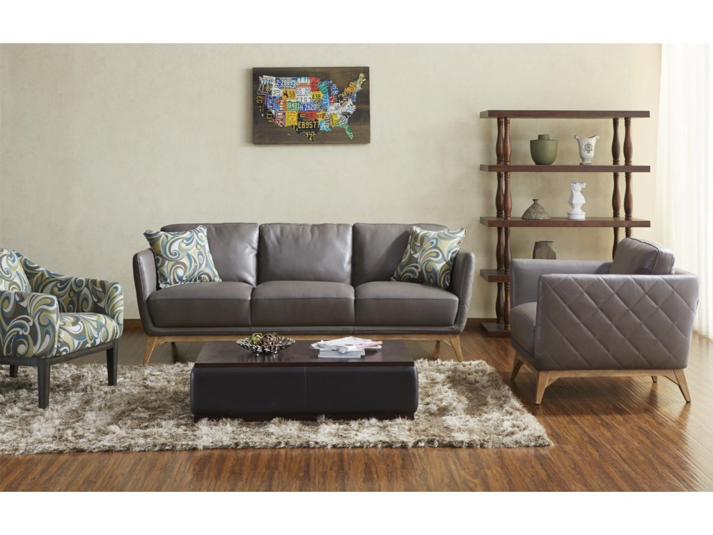 Warehouse M 1961Stationary Living Room Group