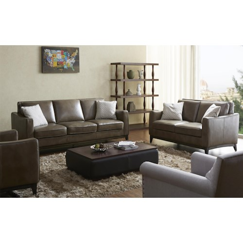 Warehouse M 1962 Stationary Living Room Group