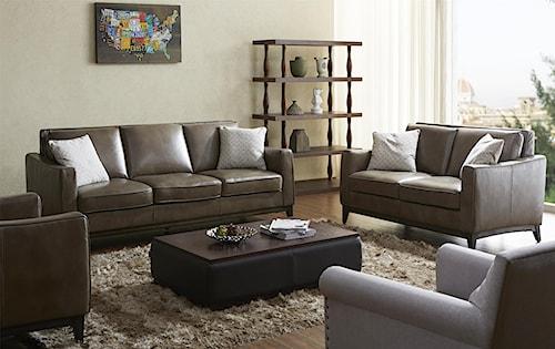 Kuka Home 1962 Stationary Living Room Group